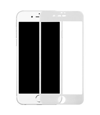 Benks Benks iPhone 7/8 3D Gehard Glas Edge 2 Edge Screenprotector - Wit