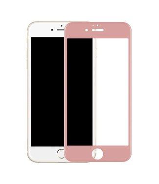 Benks iPhone 7/8 3D Gehard Glas Edge 2 Edge Screenprotector - Rosé Goud