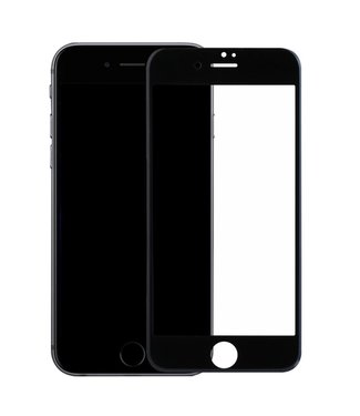 Benks Benks iPhone 7/8 plus 3D Gehard Glas Edge 2 Edge Screenprotector - Zwart