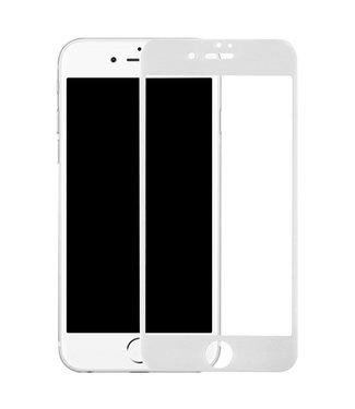 Benks Benks iPhone 7/8 plus 3D Gehard Glas Edge 2 Edge Screenprotector - Wit