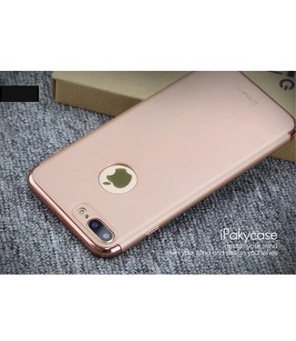 iPaky 3-in-1 Hardcase iPaky iPhone 7/8 plus - Rosé Goud