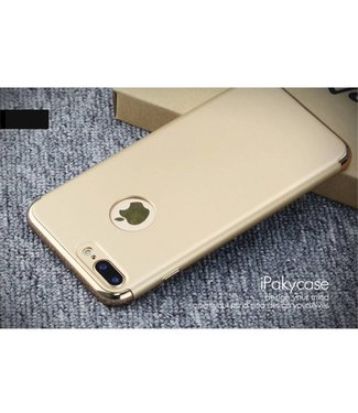 iPaky 3-in-1 Hardcase iPhone 7/8 plus - Goud