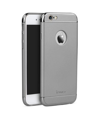 iPaky iPaky 3-in-1 Hardcase iPhone 6(s) plus - Grijs