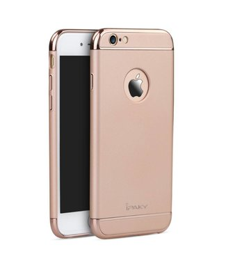 iPaky iPaky 3-in-1 Hardcase iPhone 6(s) plus - Rosé Goud