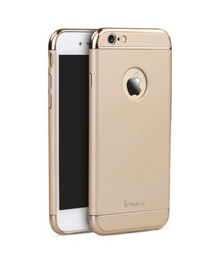 iPaky iPaky 3-in-1 Hardcase iPhone 6(s) plus - Goud
