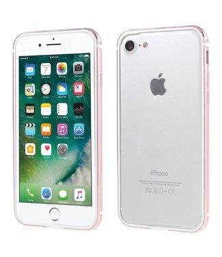 G-Case G-Case Aluminium Bumper iPhone 7/8 - Rosé Goud