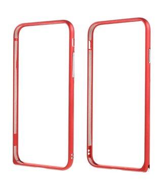 Aluminium Bumper iPhone 7/8 - Rood