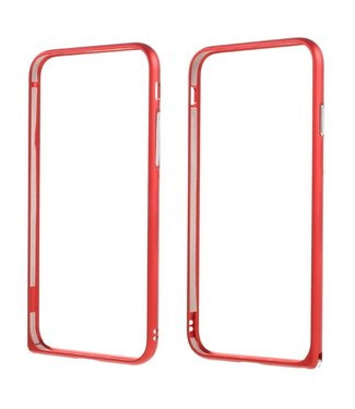 ZWC Aluminium Bumper iPhone 7/8 - Rood