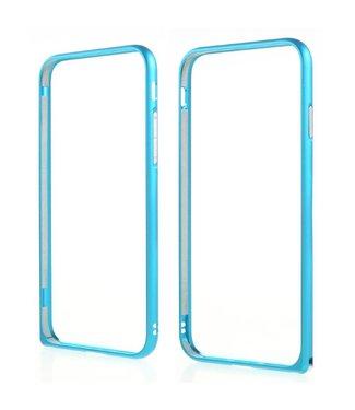 Aluminium Bumper iPhone 7/8- Cyaan