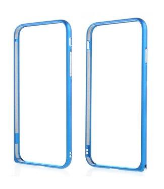 ZWC Aluminium Bumper iPhone 7/8/SE 2020 - Blauw