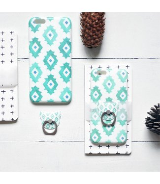 Maoxin Maoxin In TPU Softcase iPhone 6(s) - Ruiten Patroon