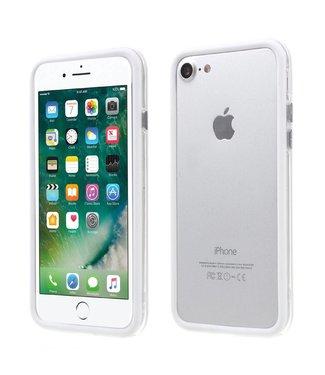 TPU Combo Bumper iPhone 7/8 - Wit