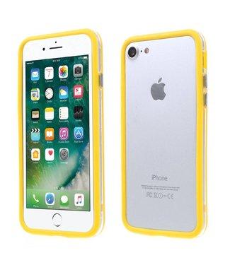 TPU Combo Bumper iPhone 7/8 - Geel
