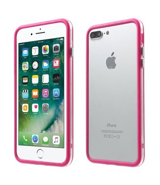 TVC TPU Combo Bumper iPhone 7/8 plus - Roze