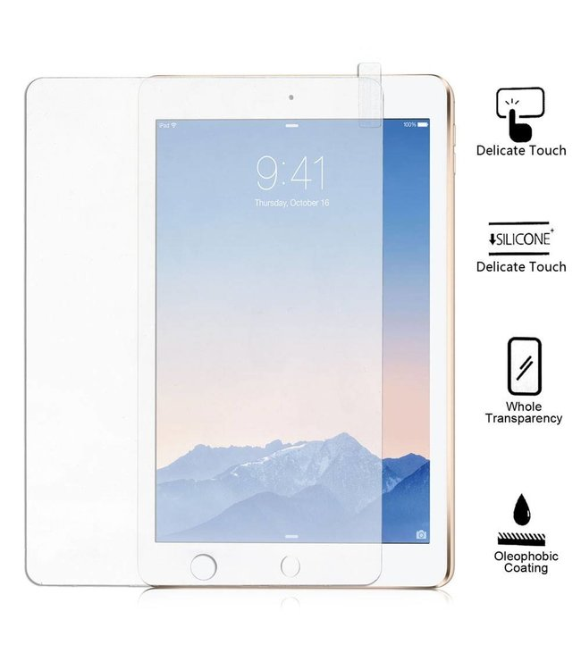 ZWC Screen protector voor iPad Pro 9.7 inch 0.3mm Gehard Glas