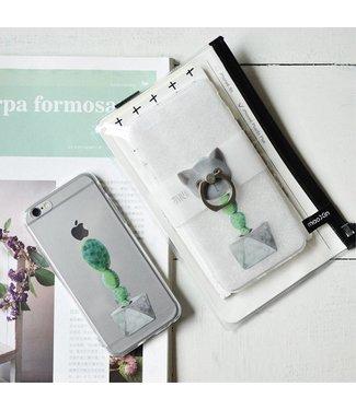 Maoxin TPU Softcase iPhone 6(s) - Cactus