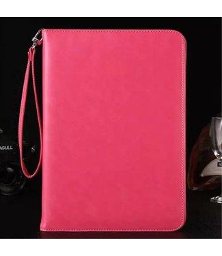 ZWC PU Leren Hoes iPad Pro 9.7 inch - Roze