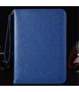 ZWC PU Leren Hoes iPad Pro 9.7 inch - Blauw