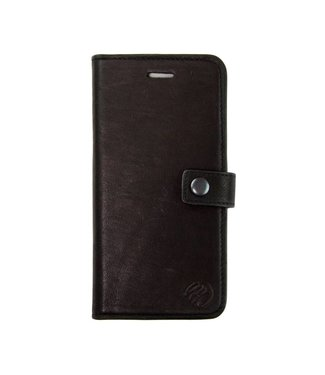 Imoshion Imoshion 2-in-1 Leren Magnetische Wallet iPhone 6(s) - Zwart
