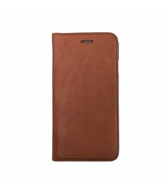 Imoshion Imoshion Leren Wallet iPhone 6(s) - Cognac Bruin