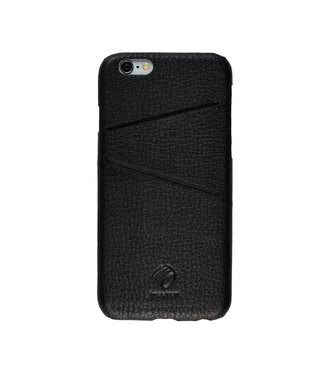 Imoshion Imoshion Leren Backcase 2 Pashouder iPhone 6(s) - Zwart