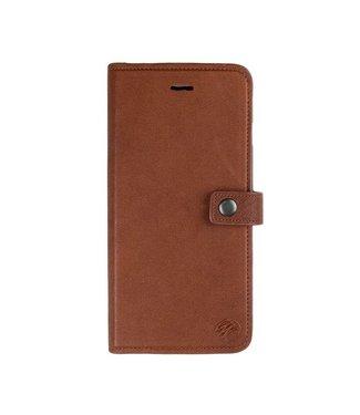 Imoshion Imoshion 2-in-1 Leren Magnetische Wallet iPhone 7/8 Plus - Bruin