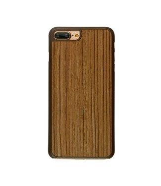 Imoshion Imoshion Houtprint Ultra Thin Hardcase iPhone 7/8 Plus - Eiken