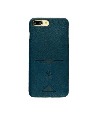 Imoshion Imoshion Leren Backcase 1 Pashouder iPhone 7/8 Plus - Blauw