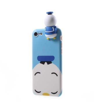 Cute TPU Softcase iPhone 7/8 - Eend