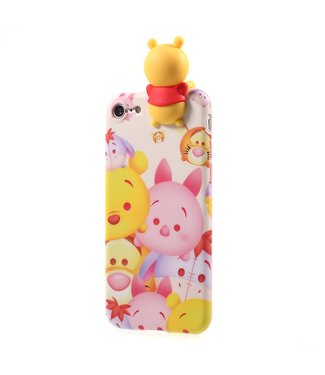 ZWC Cute TPU Softcase iPhone 7/8/SE 2020 - Pooh Beer