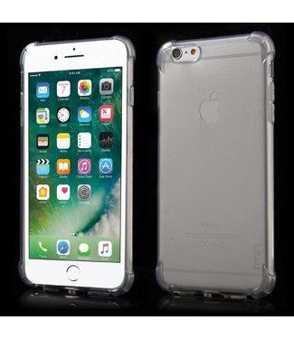 Mofi Anti-shock TPU Softcase iPhone 6(s) plus - Transparant Grijs