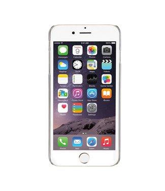 ZWC Stevige kunststof  Hardcase iPhone 7/8(s)/SE 2020- Transparant