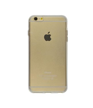 TPU hardcase iPhone 7/8 Plus - wit