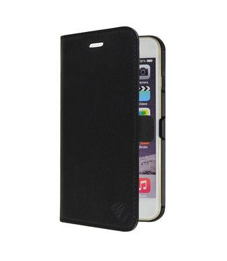 Imoshion Leren Bookcase Imoshion iPhone 6(s) - Zwart