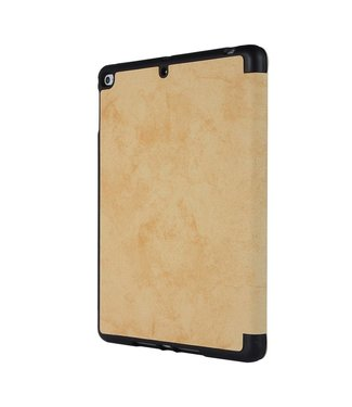 ZWC Lederen hoes voor iPad 9,7 inch (2018) / 9,7 inch (2017) / Air 2 / Air