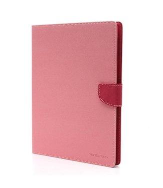Goospery PU Lederen Wallet Hoes voor iPad 2/3/4 - Roze