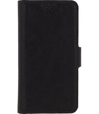 Mobilize Mobilize 2in1 Universele Wallet Hoes voor iPhone SE/ 5(s)/ 5C/ 5(s) / 4(s) - Zwart