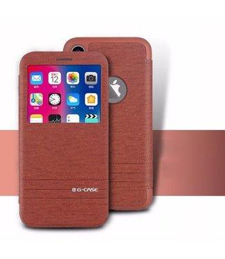 G-Case G-CASE  voor iPhone X/ Xs - Bruin