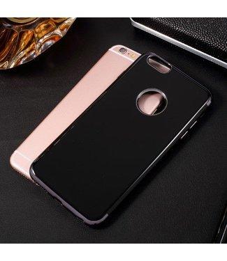 Saluda Backcase voor iPhone 6 (S) - Zwart
