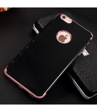Sulada Backcase voor iPhone 6 (S) Roze Goud
