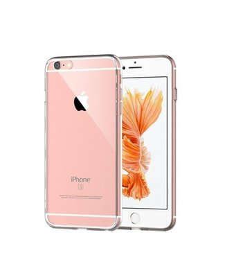 ZWC Backcase voor iPhone 6s / 6- Transparant