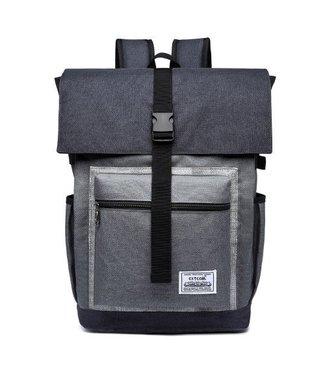 Exteam Rugzak / Backpack voor Studenten - Schooltas Laptop Rugzak