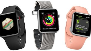 Historiek van de Apple Watch
