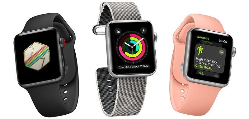 Historiek van de Apple Watch