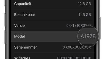 Apple Watch typenummers, een overzicht...