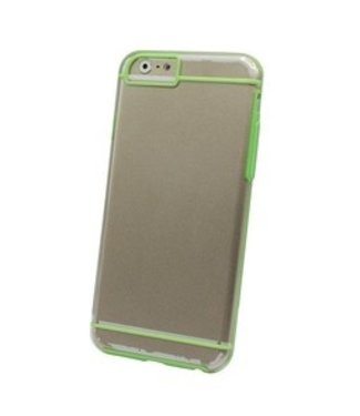 Mjoy Clip on Pure Flex iPhone 6 4,7 inch - groen