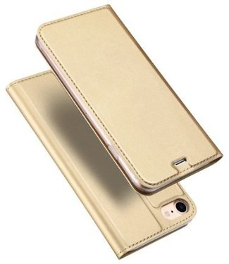ZWC Book case iphone 7/8 Skin Series goud