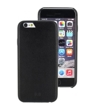 Mobilize Premium Leather Case Mobilize iPhone 6(s) zwart