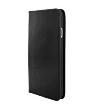 ZWC luxury book case Mobiparts Iphone 6 - zwart