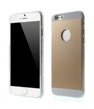 Moshi Geborsteld Aluminium Hardcase iPhone 6(s) - Champagne - Moshi